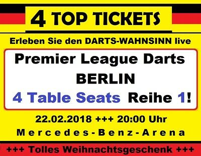 Trainings ticket mit pdc dart weltmeister phil for Prem league table 99 00