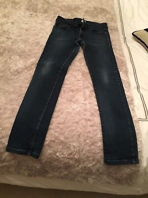 Boys Armani Junior Jeans Size 15 Years