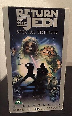 Star Wars Return Of The Jedi (VHS  - Special Edition - english)