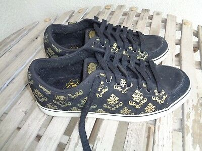Vans Dustin Dollin DD-66 Limited Edition Shoes Men's Size 10 NICE!
