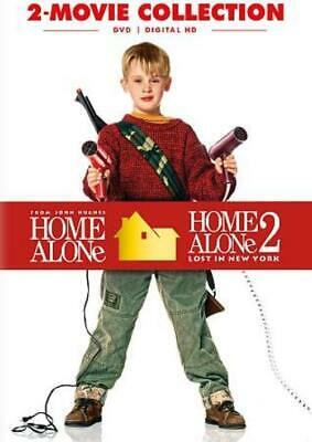 Home Alone: 2-Movie Collection New Dvd