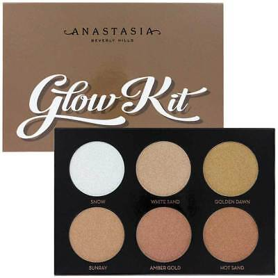 GENUINE, BOXED Anastasia Beverly Hills Ultimate Glow Kit