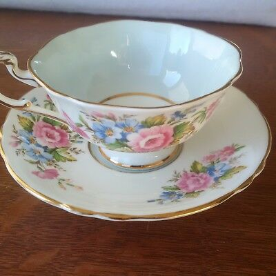 Paragon Teacup and Saucer - A1516