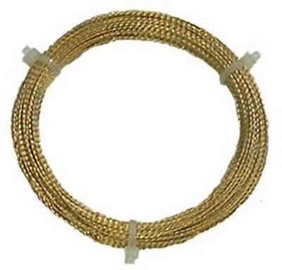 Braided,Golden Stainless Steelwindshield Cut-Outwire SGT-87425 Brand New!