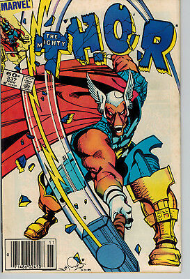 The Mighty Thor #337  1st App Beta Ray Bill