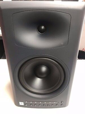 3 x JBL LSR 4328P Powered 8 inc Studio Reference Monitor Speakers