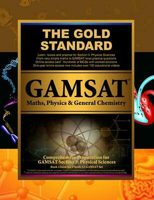 GAMSAT Maths, Physics & General Chemistry: GAMSAT Physical Sciences: Learn, Revi