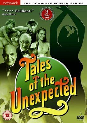 Tales Of The Unexpected - The Complete Fourth Series [DVD] - DVD  LAVG The Cheap