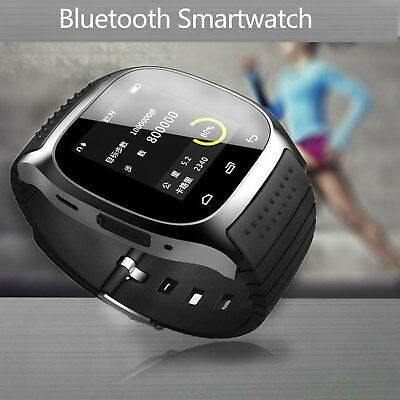 Bluetooth Smart Watch Phone Wrist Watch Fitness for Android and iOS New Model /