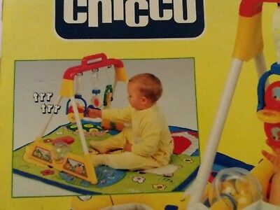 Chicco Spielbogen Spieltrapez Baby Gym Activity Center