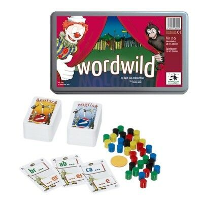 Wordwild Bewitched Spiele 4260072280021 Andrea Meyer