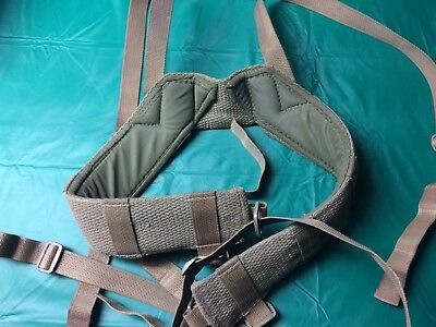Australian army H harness for DPCU webbing.