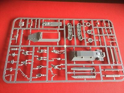 Plastic Soldier Company 1/72nd WW2 German SDKF2  251 Sprue