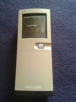 Nellcor N20  pulse oxymeter first aid BLS