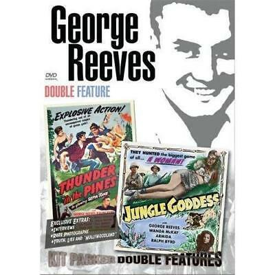 16mm film JUNGLE GODDESS-GEORGE(SUPERMAN) REEVES FEATURE  MOVIE