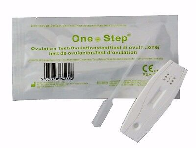 Ovulation Fertility Cassette Tests - Home Urine Testing Kits - One Step®