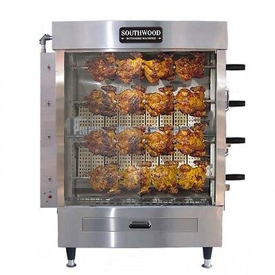 Southwood Chicken Rotisserie 4 Spits (RG4) NG or LP - NEW!!