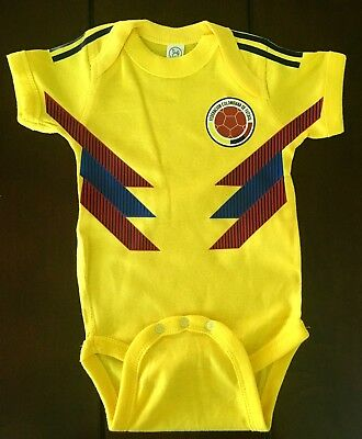 colombia baby  jersey