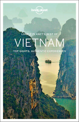 Lonely Planet Best of Vietnam Travel Guide BRAND NEW 9781786579362