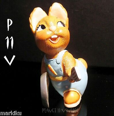 NEW Pendelfin Anthony Antony figurine rabbit Bunny w/ Box