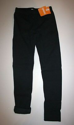 New Gymboree Warm and Fuzzy Black Fleece Leggings NWT Size 3T 4T 5T 5-6 Year
