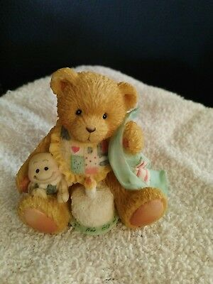 """Cherished Teddies AGE 1 """"Beary Special One""""   Collectible 911348"""