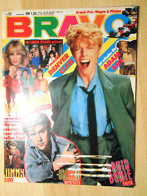 Bravo 22/1983 Nena, David Bowie, Michael Jackson - TOP
