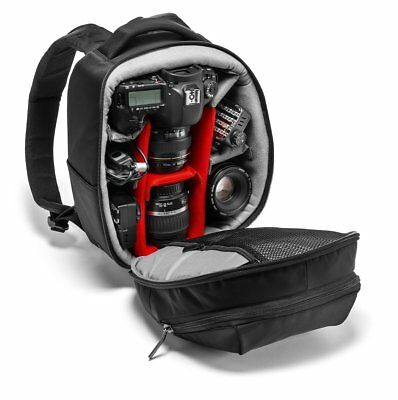 **BRAND NEW **  Manfrotto Small Advanced Gear Camera Backpack