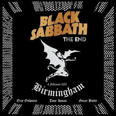 Black Sabbath - The End [New CD] Explicit, 2 Pack