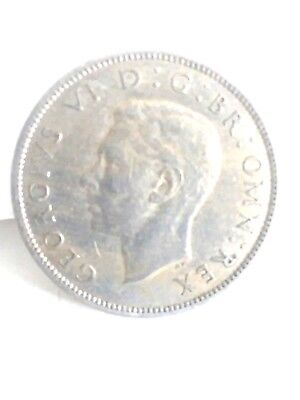 Great Britain Florin, Two Shillings, 1949 Free Shipping