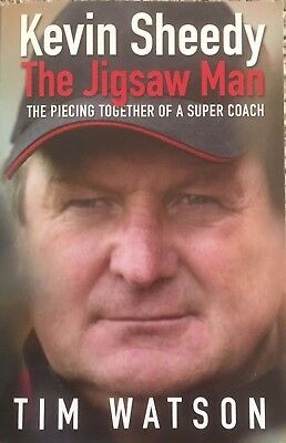 THE JIGSAW MAN  KEVIN SHEEDY The Piecing Together Of A Super Coach