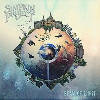 The Simpkin Project - Beam Of Light [New Vinyl LP] Blue, Colored Vinyl
