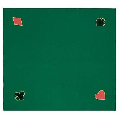 Playing Felt Layout in Green [ID 81709]