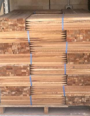 Tree and Plant Stakes  Pack of 50 pcs 750x18x25