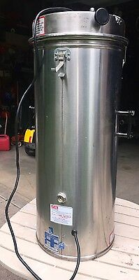 Curtis Stainless Steel 10 Gallon Reserver For A Coffee Brewing System-Mcv-10