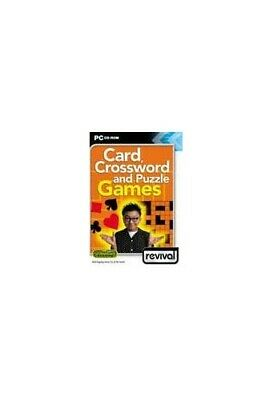 Card, Crossword & Puzzle Games (Revival - DVD Packaging) - Game  WYVG The Cheap