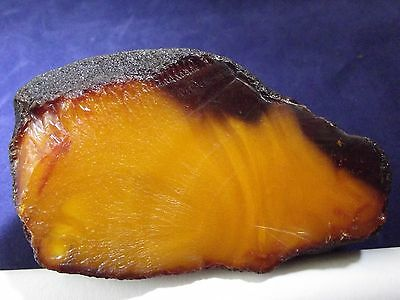 69.6 gr NATURAL ROUGH BALTIC AMBER STONE GREAT QUALITY 波羅的海琥珀