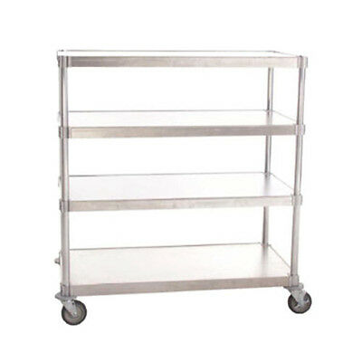 """Mobile (Queen Mary) Shelving Unit 20"""" x 66"""" x 48"""""""