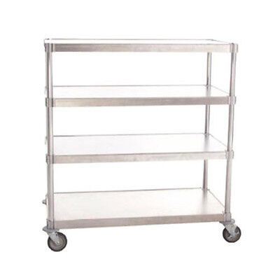 """Mobile (Queen Mary) Shelving Unit 24"""" x 66"""" x 60"""""""