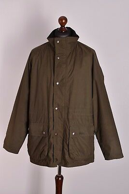 Men's Barbour Lightweight Classic Jacket Size L Genuine Casual