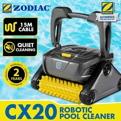 ZODIAC CX20 Robotic Pool Cleaner Automatic Swimming Robot Climb Wall Floor