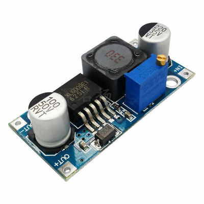 Good XL6009 DC Adjustable Step up boost Power Converter Module Replace LM2577