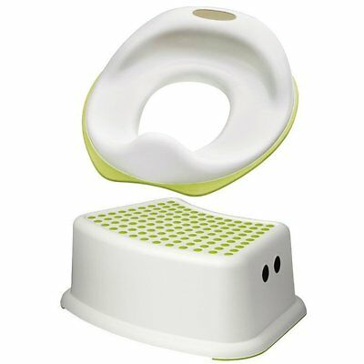 Ikea Tossig Child Training Toilet Seat With Foot Stool Perfect Combination
