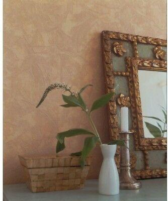 Graham and Brown 56 Sq. Ft. Plaster Paintable Washable in White Wallpaper
