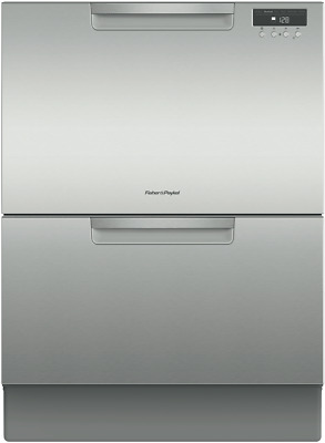 NEW Fisher & Paykel DD60DAX9 60cm Double Dishdrawer