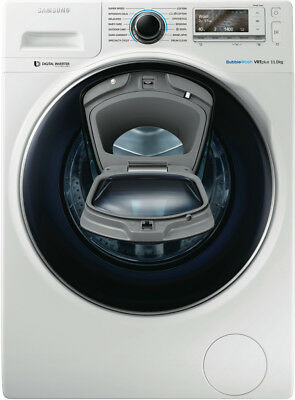 NEW Samsung WW11K8412OW 11kg Front Load Washer