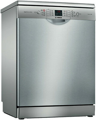 NEW Bosch SMS46KI01A Stainless Steel Freestanding Dishwasher
