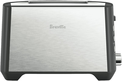 NEW Breville BTA435BSS Bit More Toaster Brushed Stainless Steel