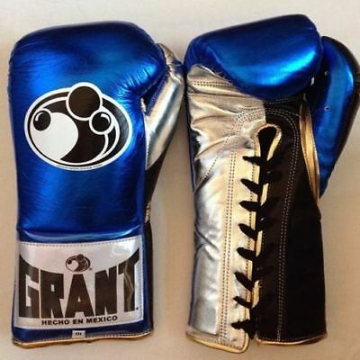 Boxing Gloves Grant 100% Cowhide Leather In Vector Color Multi