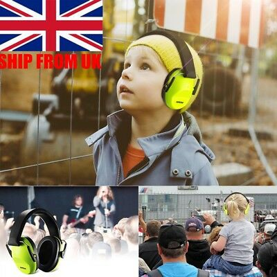 Earmuffs for Kids Toddlers Children Hearing Protection Adjustable Ear Defenders